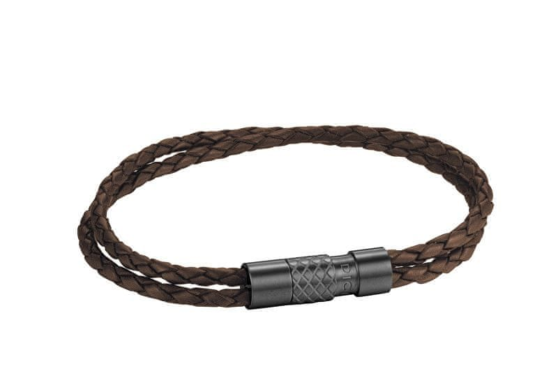 Pánský kožený náramek DCBR50110200