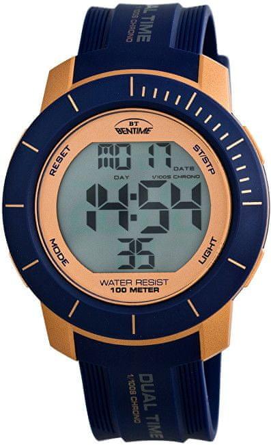 Bentime Pánské digitální hodinky 005-YP15679-04