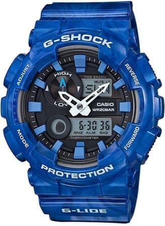 CASIO The G/G-SHOCK GAX 100MA-2A