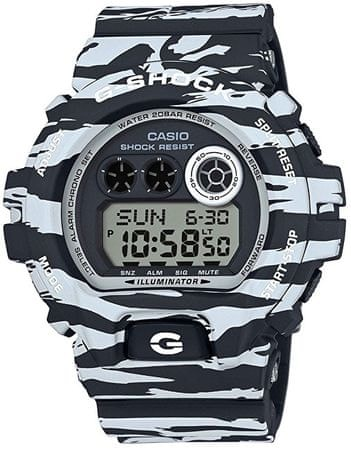 Casio The G/G-SHOCK GD X6900BW-1