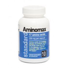 Natural Aminomax 60 kapslí
