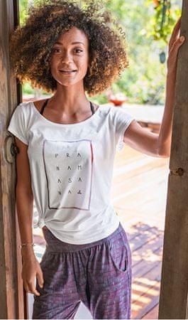 2cb31e92c9 Prana Dámske tričko Longline Tee White (Veľkosť XS) - Parametre ...