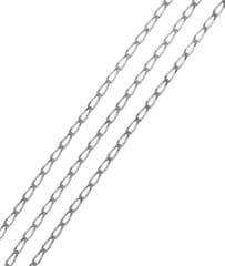 Brilio Silver Ezüst nyaklánc 42 cm 471 001 01743 04 - 1,55 g ezüst 925/1000