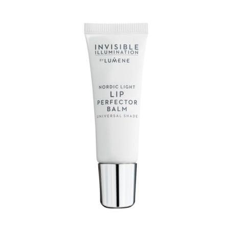 Lumene Wygładzający i odżywczy balsam do ust (Nordic Light Oświetlenie Invisible Balsam Perfektor) 10 ml