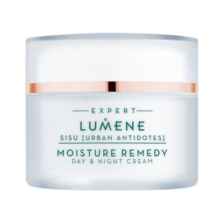 Lumene Hydratačný regeneračný denný a nočný krém Sisu ( Moisture Remedy Day & Night Cream) 50 ml