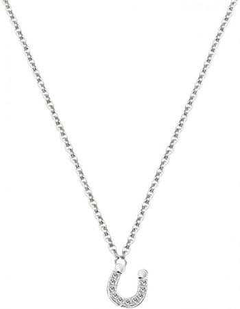 Morellato Oceľový náhrdelník s podkovou Enjoy AIY06