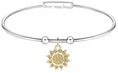 Morellato bransoleta ze stali ze słońcem Ciesz AJE08
