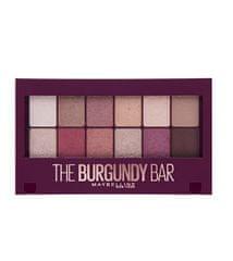 Maybelline Paletka očních stínů Burgundy (Bar Eyeshadow Palette) 9,6 g