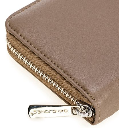 f24d47386981 David Jones Dámska elegantná peňaženka D. Camel P052-510 - Parametre ...