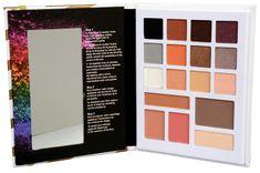 Parisax Sada dekorativní kosmetiky Note Book - Small Model 14,8 g