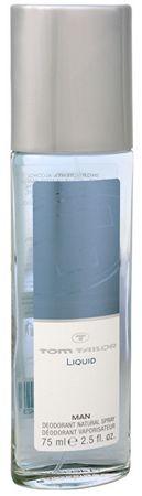Tom Tailor Liquid Man - deodorant s rozprašovačem 75 ml