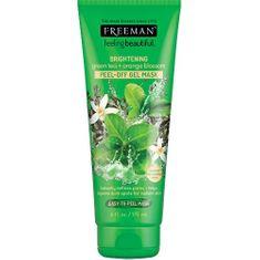 Freeman Slupovací gelová maska Zelený čaj & Pomerančový květ Feeling Beautiful (Peel Off Gel Mask)