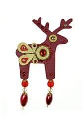 Deers Briani nagy piros szarvas