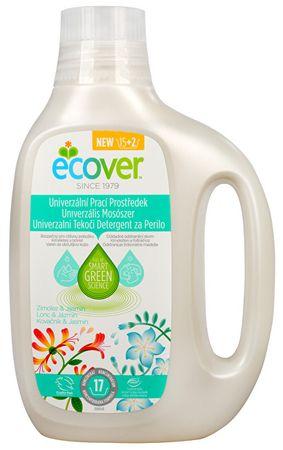 Ecover Tekutý prostředek na praní barevného i bílého prádla s vůní zimolezu a jasmínu 850 ml