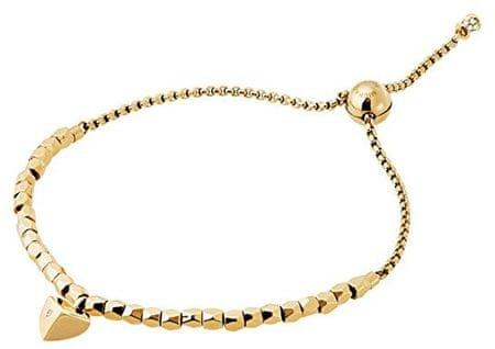 Michael Kors Něžný zlatý náramek se srdíčkem MKJ6593710  32e6ff8683b