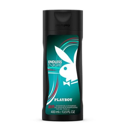 Playboy Endless Night For Him - tusfürdő 400 ml