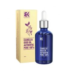 Brazil Keratin 100% čistý za studena lisovaný přírodní olej z kamélie (Camelia Seed Oil Authentic Pure) 50 ml