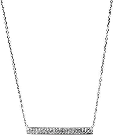 Fossil Nierdzewnej kolii kryształami JF02145040