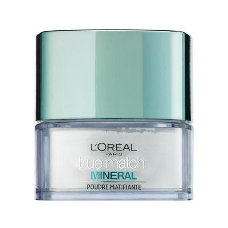 L'Oréal True Match ásványi alapanyagokban gazdag színtelen púder(Finishing Powder) 10 g