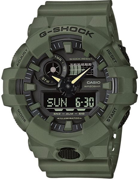 Casio The G/G-SHOCK GA 700UC-3A