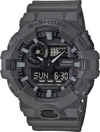CASIO The G/G-SHOCK GA 700UC-8A