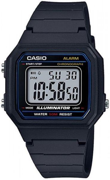 Casio W 217H-1A
