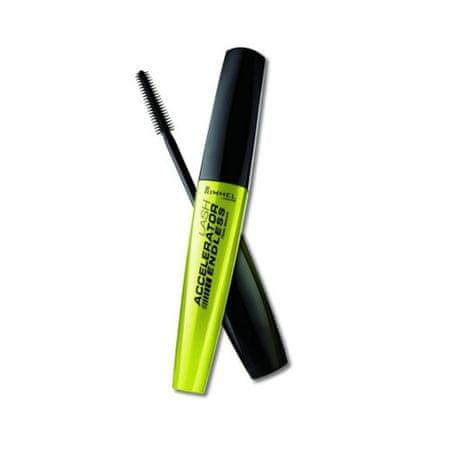 Rimmel Lash Accelerator Endless hosszabbító szempillaspirál(Mascara) 10 ml (árnyék 001 Black)