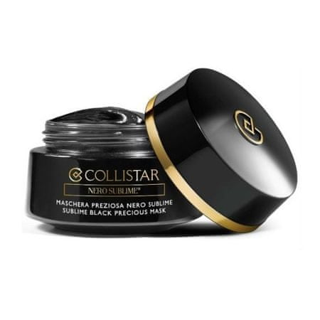 Collistar Méregtelenítés és regeneráció fekete bőr maszk Nero Sublime (Sublime Nemes fekete maszk) 50 ml