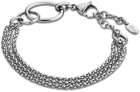 Lotus Style Trojitý ocelový náramek LS1817-2/1