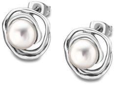 Lotus Style Náušnice s perličkami LS1855-4/1