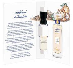 Dermacol Tester perfum i Santalwood mandarynka 2 ml