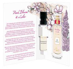 Dermacol Perfum brzoskwiniowy kwiat bzu i 2 ml tester