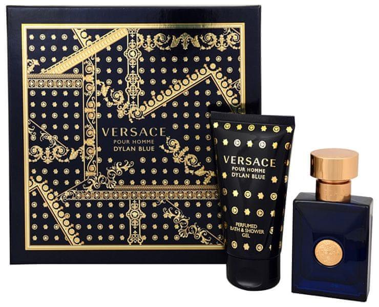 Versace Versace Pour Homme Dylan Blue - EDT 30 ml + sprchový gel 50 ml pro muže