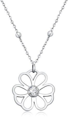 Brosway Ocelový náhrdelník Ikebana BKE03