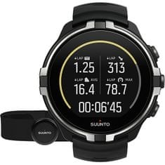 Suunto Spartan Sport Wrist HR Baro Stealth with Belt