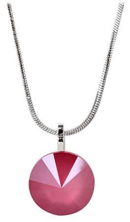Troli Rivoli nyaklánc 14 mm - Peony Pink