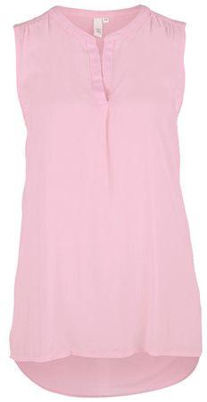 Q/S designed by Dámska blúzka 45.899.13.0475.4100 Light pink (Veľkosť 34)