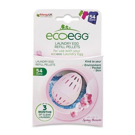 Ecoegg Náplň do pracího vajíčka 54 cyklů praní s vůní jarních květů