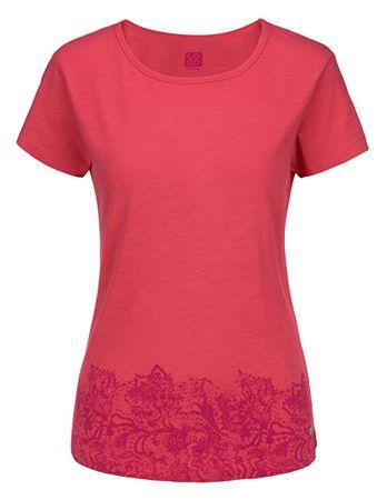 Loap Dámske tričko Balisey Rg Red CLW1871-G34G (Veľkosť S)