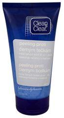 Clean & Clear Peeling proti černým tečkám (Blackhead Clearing) 150 ml