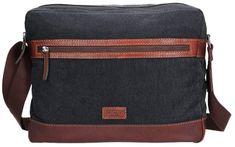 Lagen Mężczyźni Bag 22406 TAN / NAVY
