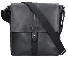 Lagen Pánská taška přes rameno 22420 BLACK