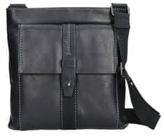 Lagen Pánská taška přes rameno 22421 BLACK