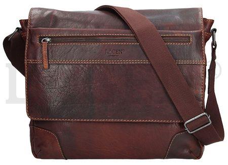 Lagen Pánská taška přes rameno 23307 TAN  613122a751