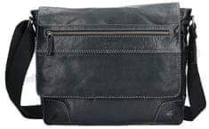 Lagen Pánská taška přes rameno 23307 BLACK