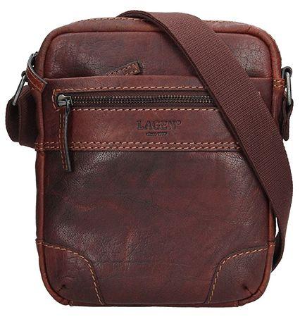 Lagen Pánská taška přes rameno 22403 TAN  d9df03c0ad
