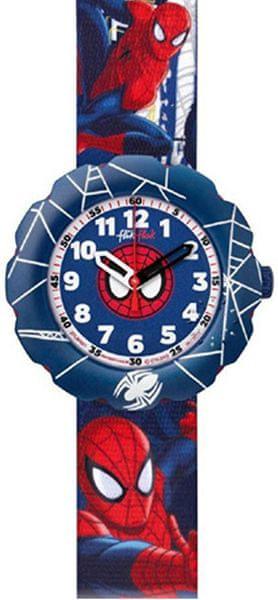 Swatch Flik Flak Spider-Cycle ZFLSP001