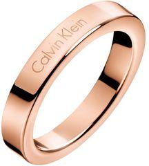 Calvin Klein Brąz Pierścień Hook KJ06PR1001