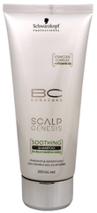 Schwarzkopf Prof. Zklidňující šampon pro suchou a citlivou vlasovou pokožku BC Bonacure Scalp Genesis (Soothing Shampo