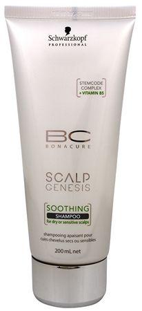 Schwarzkopf Prof. Kojący szampon do suchej i wrażliwej skóry głowy BC Bonacure Scalp Genesis (Kojący szampon) (objętoś